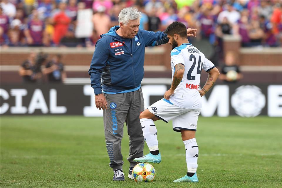 Insigne, ovvero il giorno in cui Napoli scoprì che Ancelotti non è buono (ossia non è fesso)