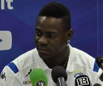 Corriere: Balotelli voleva giocare nel Napoli, ma De Laurent