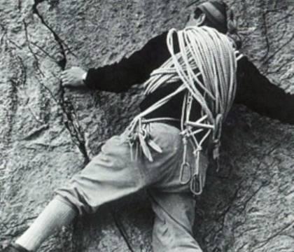 """Il rocciatore Maestri: """"Da vecchi serve più coraggio. L'impr"""