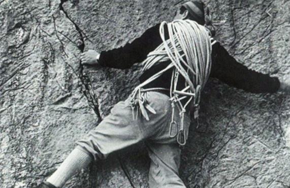 """Il rocciatore Maestri: """"Da vecchi serve più coraggio. L'impresa di sopravvivere non la sponsorizza nessuno"""""""