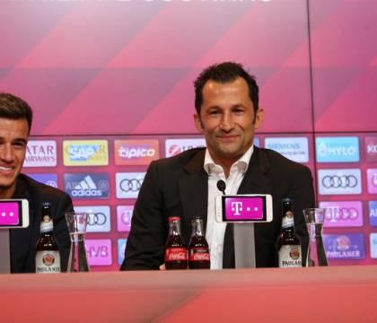 Ufficiale: Coutinho al Bayern Monaco in prestito con diritto