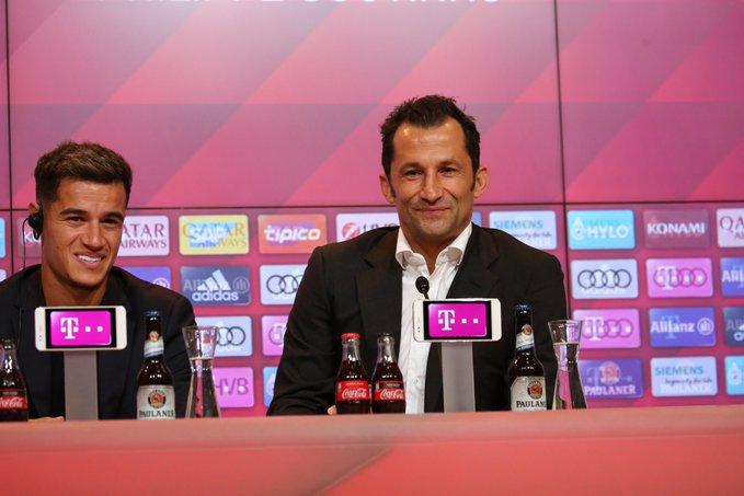 Ufficiale: Coutinho al Bayern Monaco in prestito con diritto di riscatto (Video)