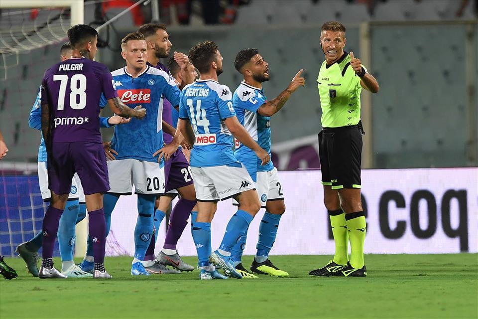 Il Giornale: Fiorentina-Napoli, la Gardaland del gol e delle emozioni
