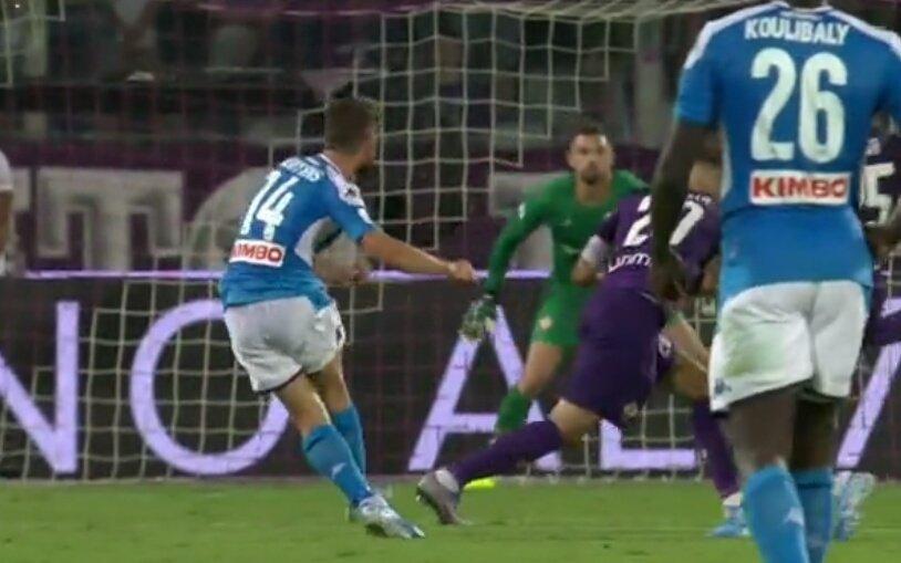Sky: non si può dire che gli episodi abbiano condizionato Fiorentina – Napoli