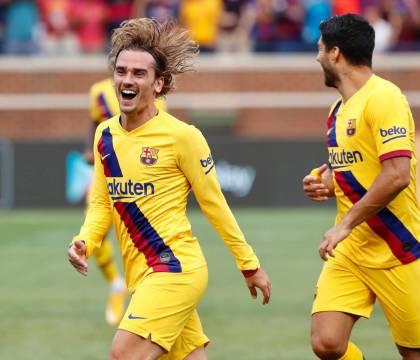 Barcellona tutto all'attacco, ma ha un problema: dove lo mettiamo ora Griezmann?