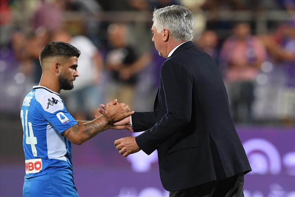 Mattino: Raiola spiega a Insigne la lezione di Ancelotti