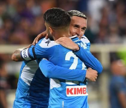 Doppio record per il Napoli: Callejon e Insigne raggiungono