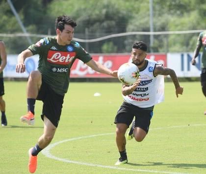 Formazioni Juve Napoli, Gattuso si affida a Lozano e Insigne per la vittoria