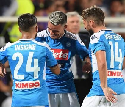 Raramente il Napoli ha avuto uno zoccolo duro di calciatori