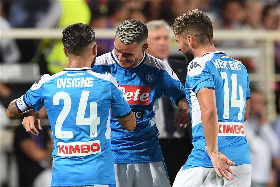 Fiorentina-Napoli non sarebbe piaciuta a Brera, ma è stata partita-spettacolo