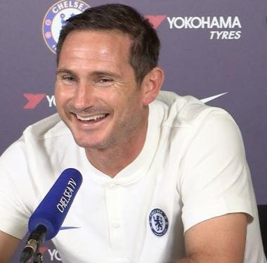 """Lampard: """"Sono contento che ci arbitrerà una donna e di fare parte di questo momento storico"""""""