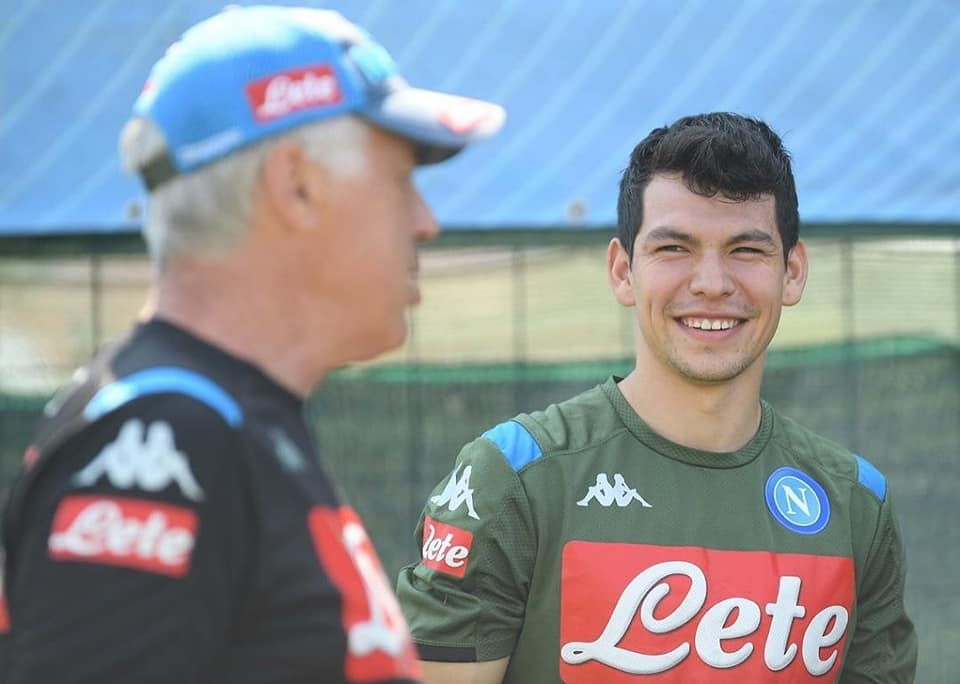 Il Napoli ha più entusiasmo dei suoi tifosi