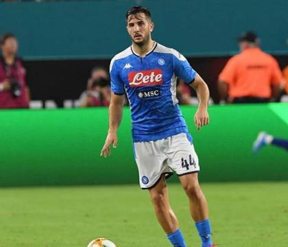 CorSport: Napoli Liverpool, Maksimovic e Manolas centrali co
