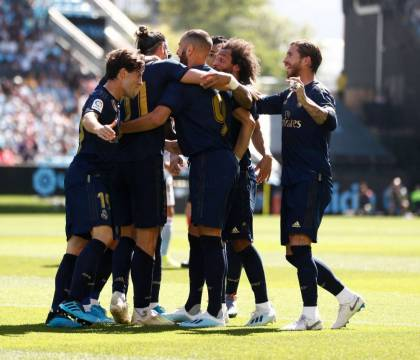 Il Real Madrid vince in 10 James resta in panchina