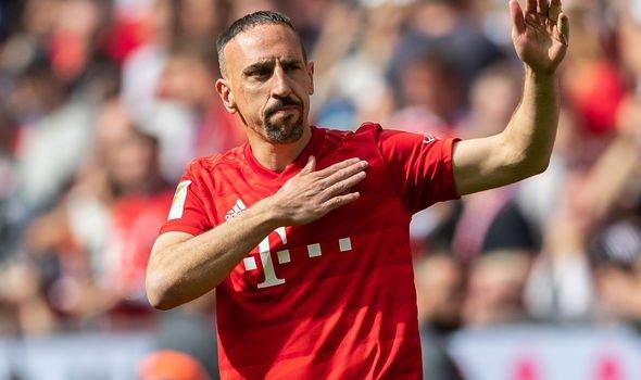 Colpo Fiorentina: preso Ribery. Potrebbe giocare contro il Napoli
