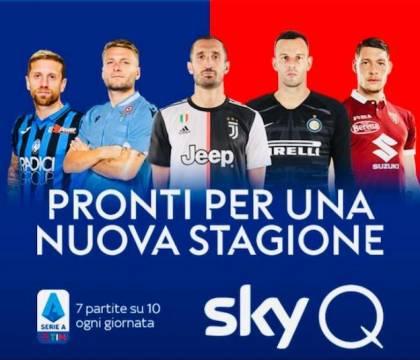 Nessun complotto anti Napoli per lo spot Sky Serie A, è una