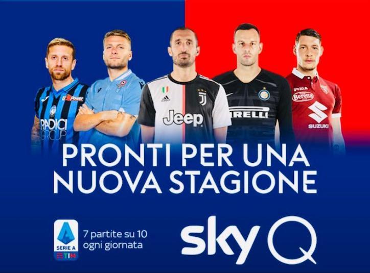 Nessun complotto anti-Napoli per lo spot Sky Serie A, è una questione di diritti commerciali