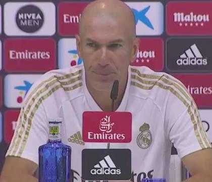 Real Madrid, Zidane positivo al Covid