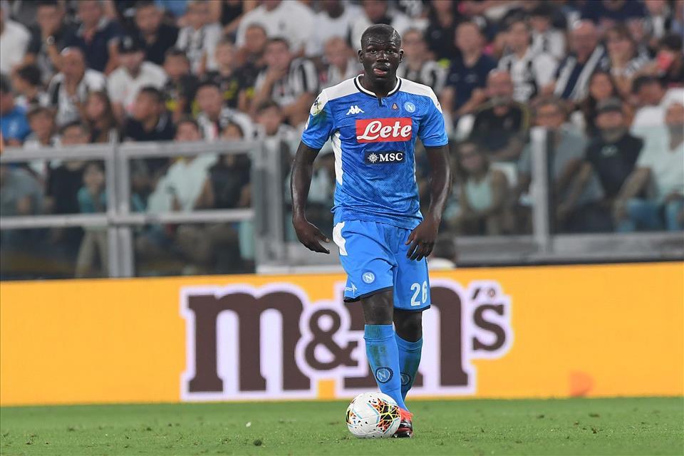 Corsport: paura per Koulibaly, potrebbe saltare Udine