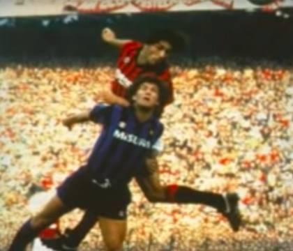 """Gazzetta: """"Inter favorita. Lo era anche nell'84, poi segnò H"""