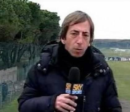 Ugolini (Sky): «Il Napoli si sta avvicinando verso il fondo