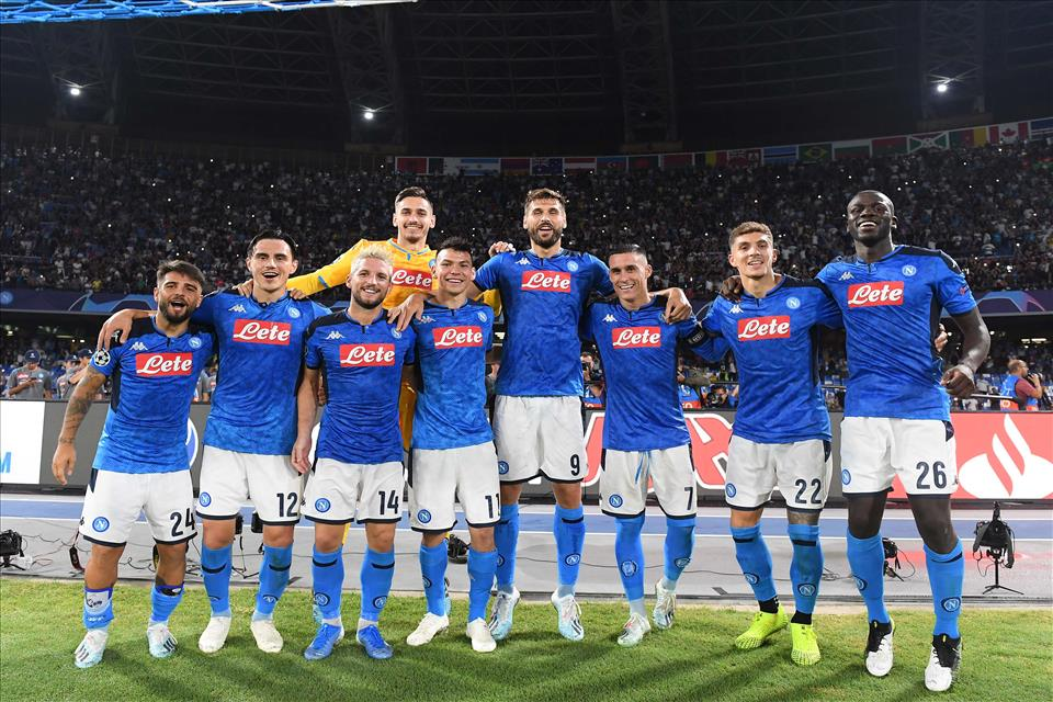 """Moggi: """"Contro il Liverpool il Napoli ha dato spettacolo. Ha voluto fortemente la vittoria"""""""