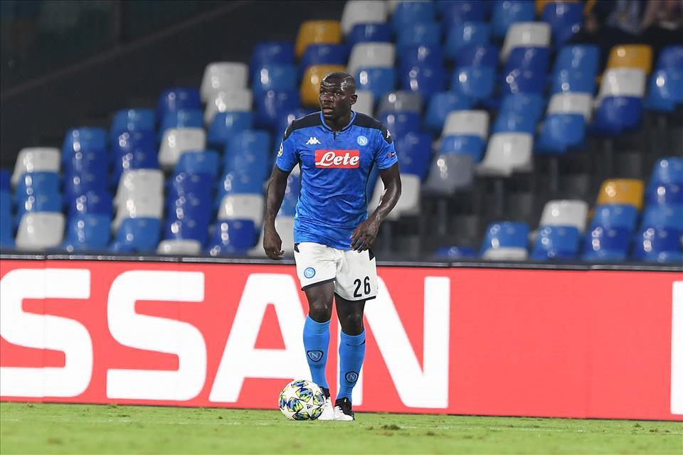 CorSport: Napoli-Verona, Koulibaly si allena in gruppo, vuole tornare in campo