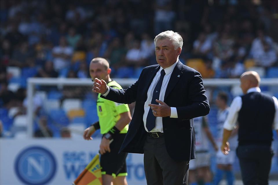 Libero: il Napoli di Ancelotti ha interrotto il percorso di crescita cominciato con Benitez