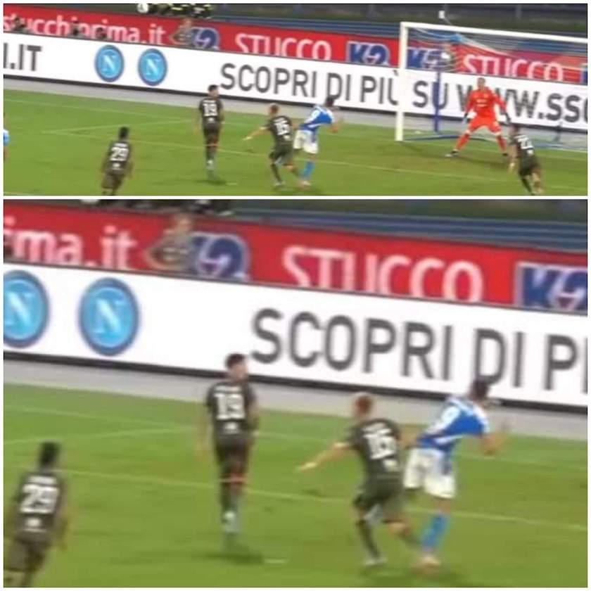 Pistocchi: «Trattenuta su Leao, rigore Milan. Trattenuta su Llorente, niente e gol del Cagliari»