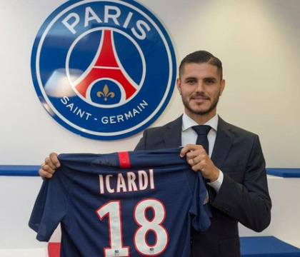 Icardi: «In 7 anni all'Inter non ho vinto niente, al Psg son
