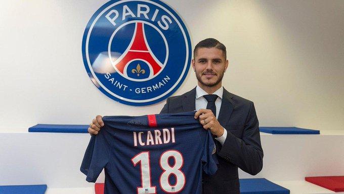 """I dubbi de L'Equipe sui muscoli di Icardi: """"è arrivato rotto al Psg?"""""""