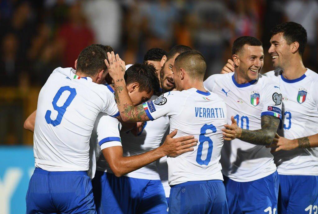 Repubblica: la Nazionale di Mancini piace e aumenta del 30% il giro di affari