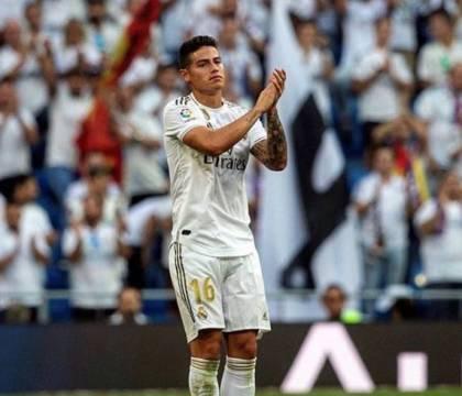 James Rodriguez esordisce in Champions e delude (nella disfa