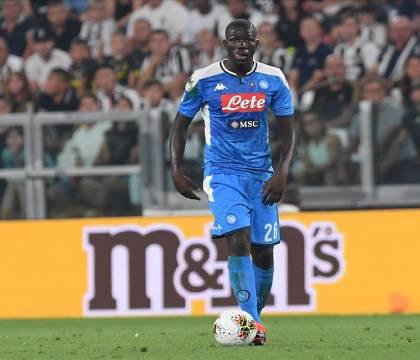Koulibaly a Sky: «Non era facile il Liverpool era in forma.C