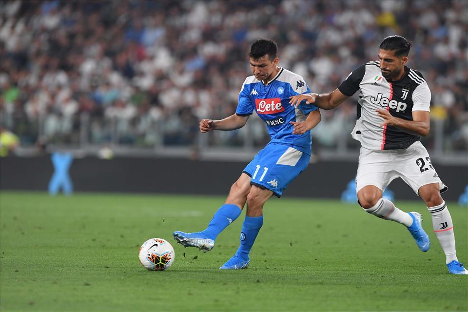 La stampa messicana celebra il gol di Lozano al debutto col Napoli