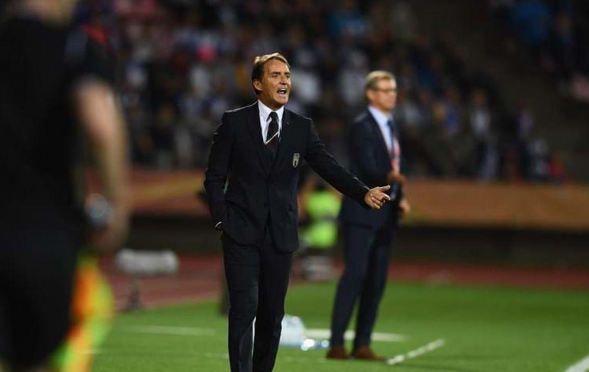 CorSport: L'Italia batte la Finlandia con la mano fatata di Mancini