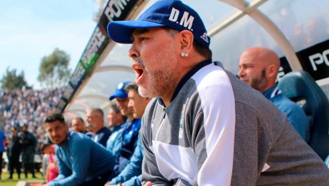 Il Gimnasia di Maradona perde ma è record di abbonamenti e spunta lo sponsor Fiat