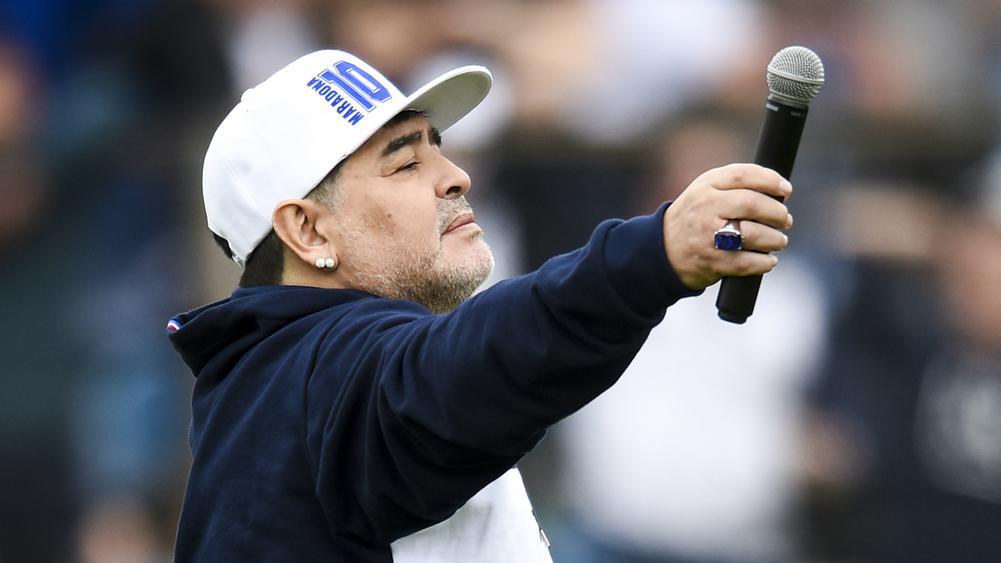 Repubblica: L'ultimo audio di Maradona in lacrime per affidare il piccolo Dieguito