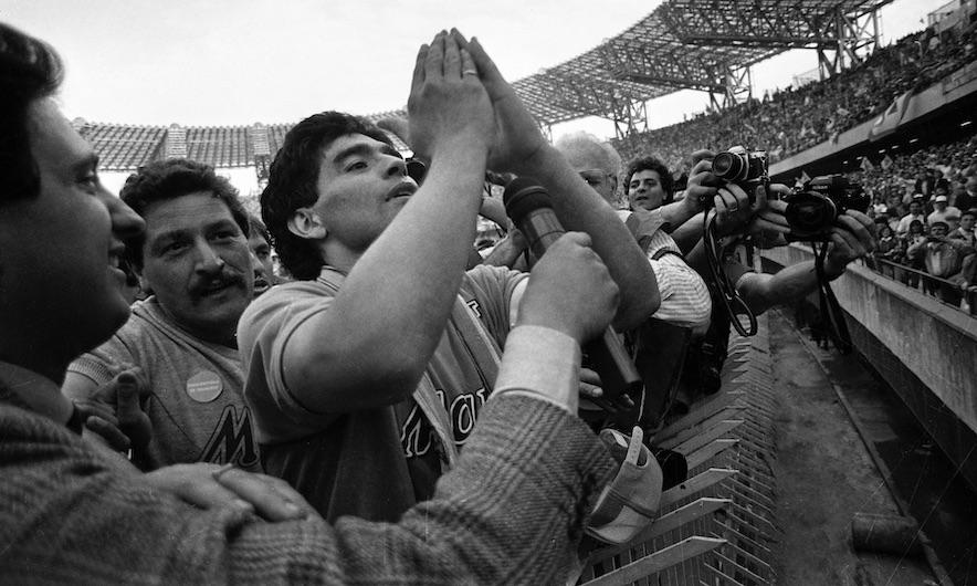 Kapadia e il suo viaggio al termine di Maradona