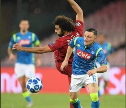 Napoli Liverpool: Mario Rui strepitoso, mai meno di 7,5 in p