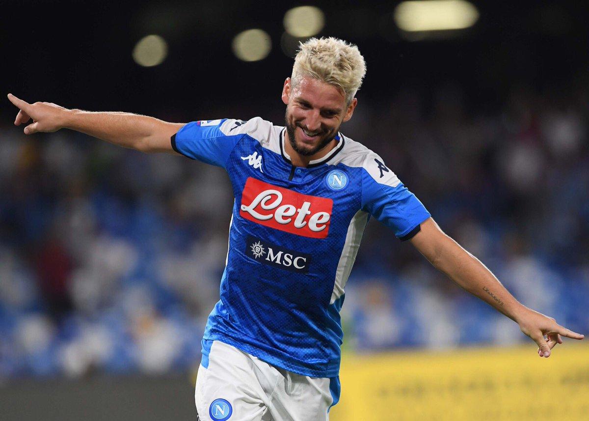 Tuttosport: Mertens è il piano B dell'Inter in attacco