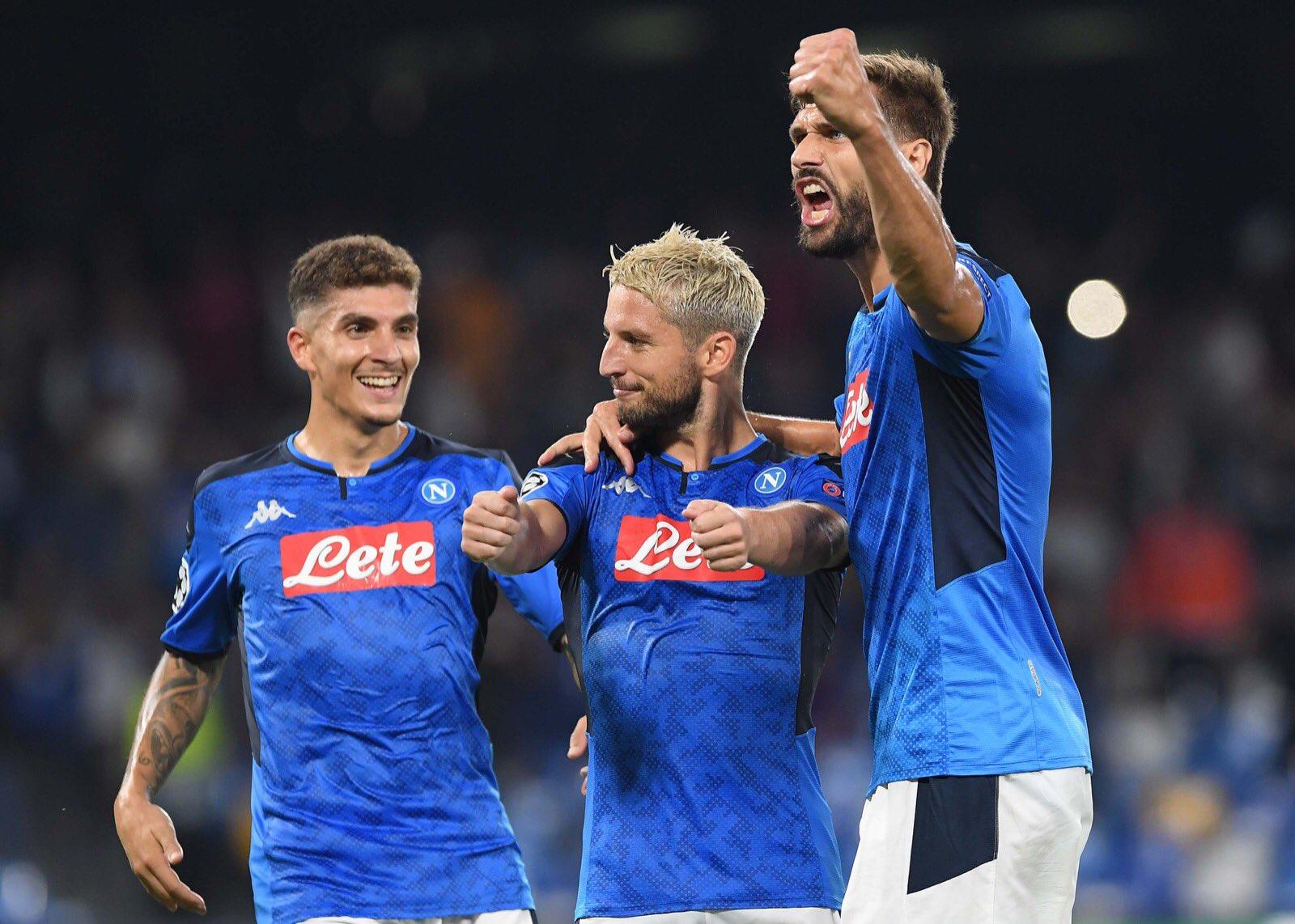 Il Napoli è diventato grande. Non solo perché ha battuto il Liverpool ma per come ha saputo soffrire