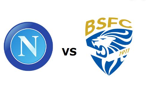 Da domani in vendita i biglietti per Napoli-Brescia: curve a 14 euro
