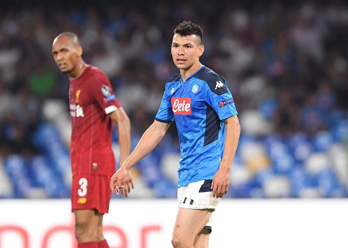 Lozano sta bene, potrebbe anche giocare col Verona