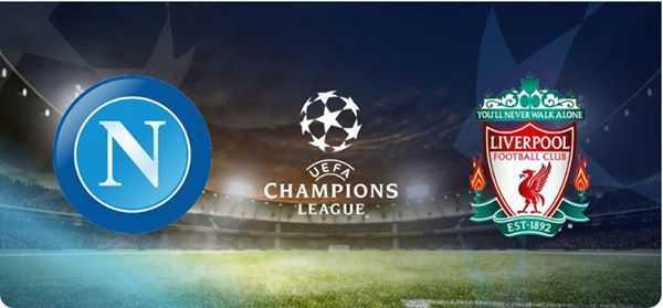 Napoli-Liverpool sarà trasmessa in esclusiva in chiaro da Mediaset
