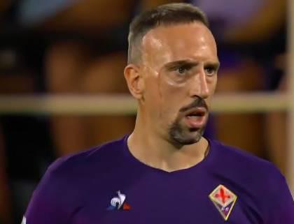 """Ribery: """"Ho firmato per Ia Viola, Viola per sempre"""""""