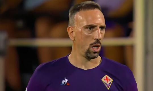Fiorentina, Ribery si opera alla caviglia