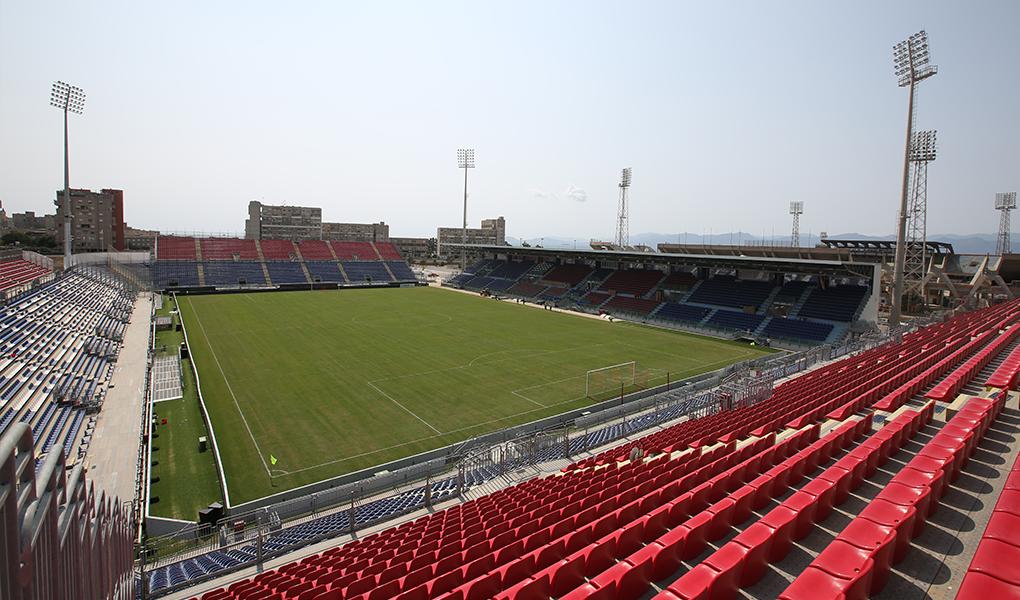 Cagliari-Lazio, Solinas apre la Sardegna Arena a 1000 spettatori