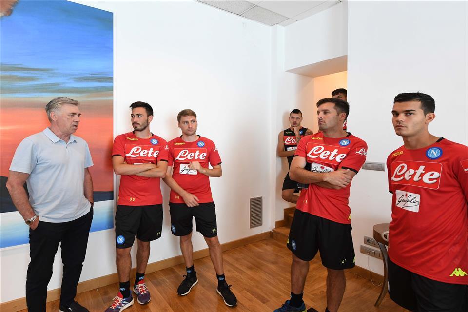 Nel laboratorio dei muscoli del Napoli: «Noi superiori fisicamente al Liverpool. Vogliamo il benessere del calciatore, non la sua sofferenza»