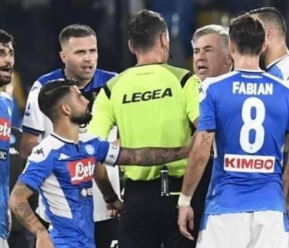 Per Napoli Atalanta De Laurentiis pagò il premio partita, la